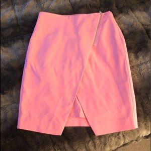 Loft 6P knee length skirt